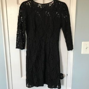 "Madewell ""Broadway & Broome"" Lace Dress, Size 0"